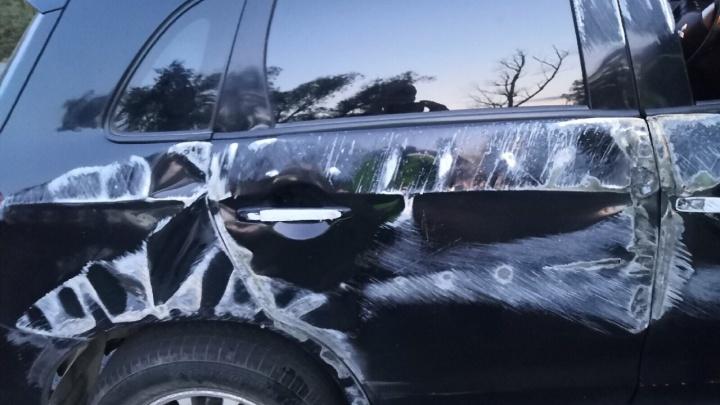 «Труп лося уничтожил пять машин»: ярославцы ищут свидетелей ДТП на федеральной трассе