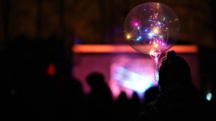 В воскресенье северян приглашают на фестиваль волшебных шаров