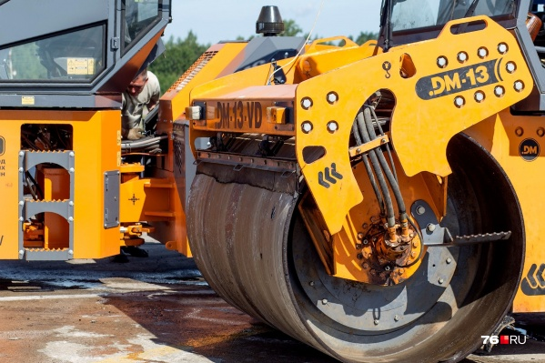 На ремонт Тутаевского шоссе потратят больше полмиллиарда рублей