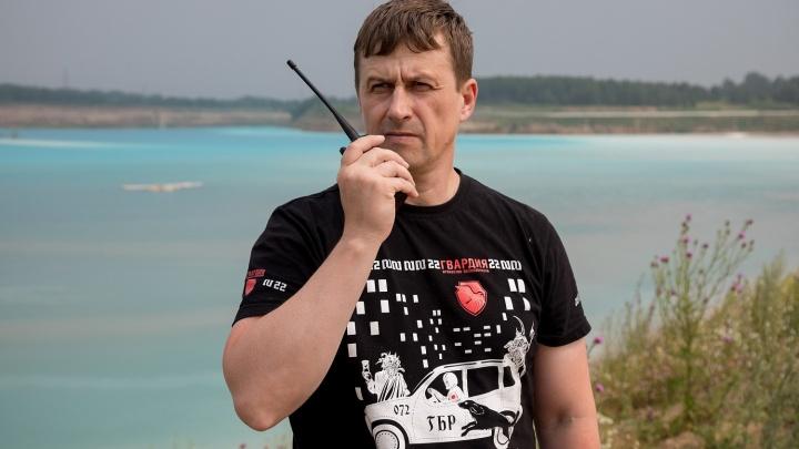 Съёмочная группа из Германии утопила дрон на «новосибирских Мальдивах»