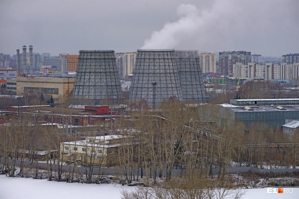 Вид, по которому екатеринбуржцы узнают Верх-Исетский завод