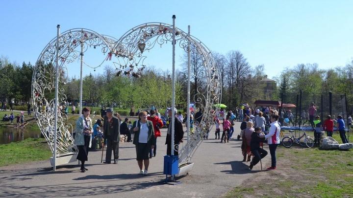 В уфимском парке «Первомайский» появятся новые аттракционы