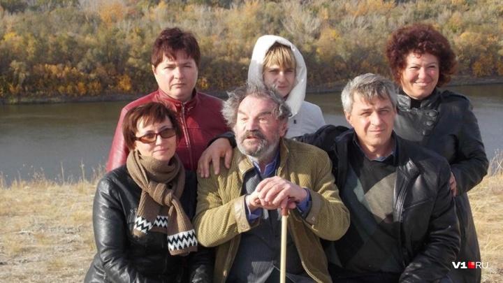 В Волгограде госпитализировали Петра Зайченко