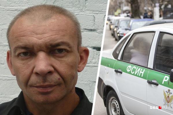 Александр Гросс сбежал за два дня до перевода в колонию строгого режима<br>