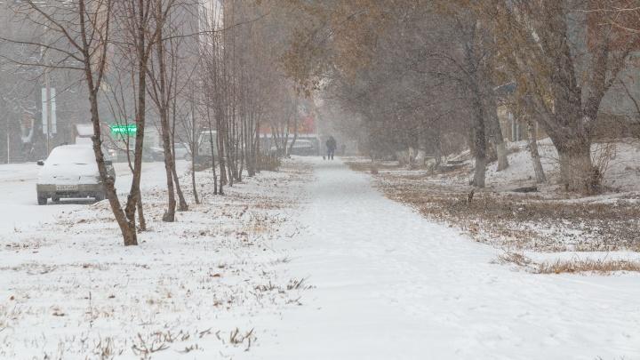Мокрый снег и гололед: в Самарской области ожидают ухудшения погоды