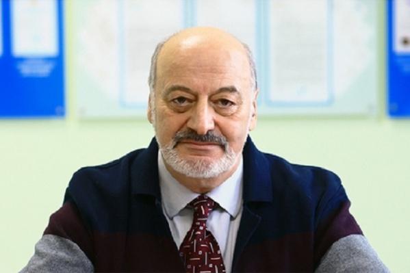 Аркадий Раскин — известный инженер-разработчик