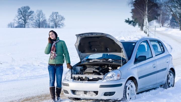В Красноярске прогнозируют похолодание: автомобилисты обеспокоились покупкой автоодеяла