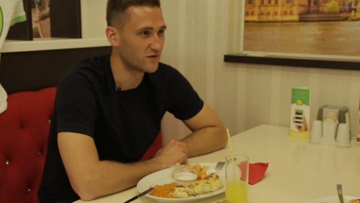 Игрок «Уфы» Иван Пауревич сменил профессию