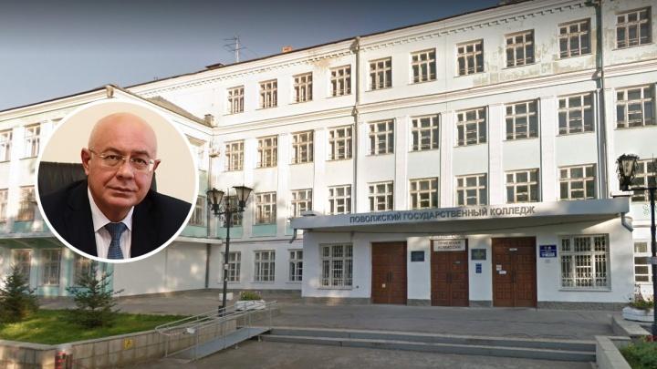 В Самаре скончался директор Поволжского государственного колледжа