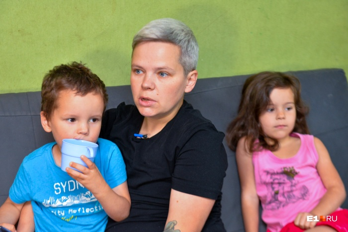 Юлию обвиняют в том, что она плохо воспитывала детей, хотя никаких доказательств этого нет