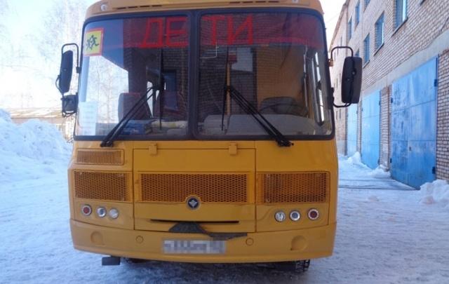 В Башкирии водитель школьного автобуса задержан пьяным