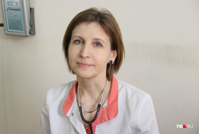 Врач-эндокринологНаталья Михайлова уверяет, что лишний вес не связан с гормонами