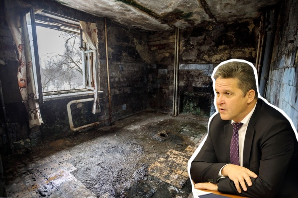 На этой неделе Олегу Рурину стало известно всего о нескольких десятках квартир