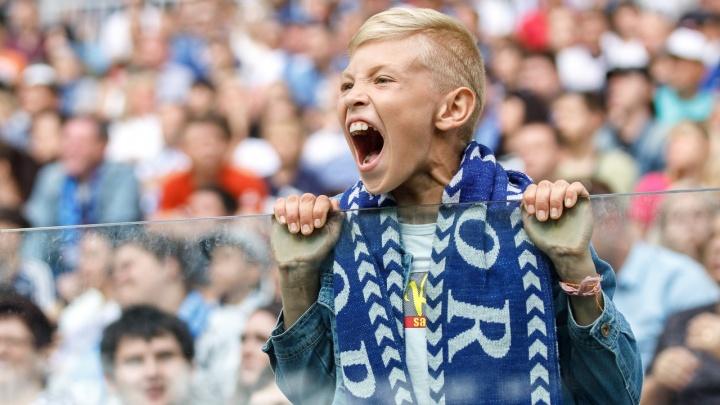 «Большой фестиваль футбола»: в Волгограде чемпион России отберёт юные таланты
