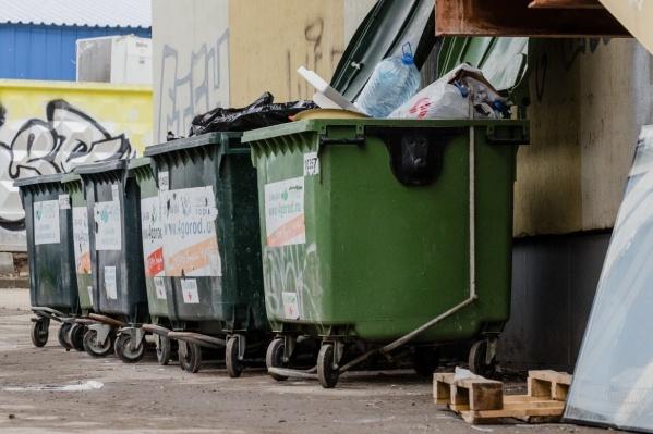 Большинство ИП домашние и отходы не производят. Только как собственники жилья