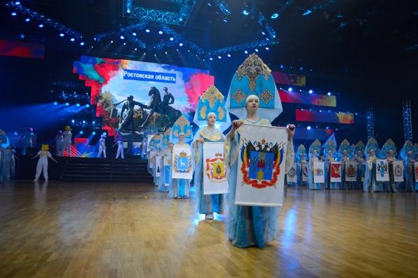 Города, которые примут «Студвесну» в 2020 году, объявилина закрытии Международного фестиваля «Студенческая весна стран БРИКС и ШОС»