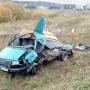 На трассе Пермь — Екатеринбург фура врезалась в «Газель»: пострадали два человека