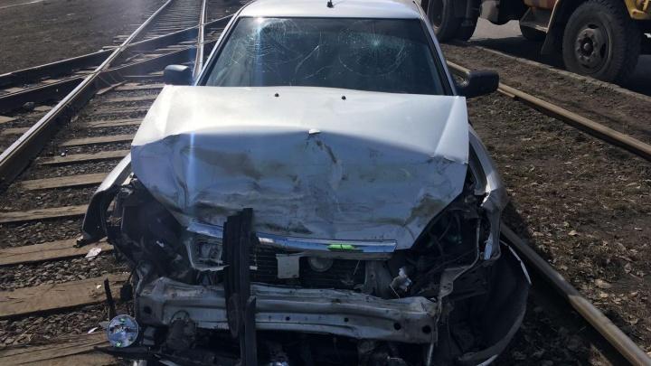 Гонял без прав: в Челябинске арестовали водителя, который устроил аварию и сбежал