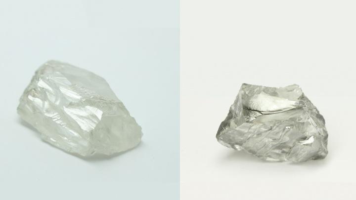 Двум новым крупным алмазам, добытым в Архангельской области, дали имена