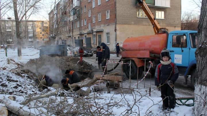 «Комфортные условия»: жильцы домов на Романенко рассказали, как провели несколько дней без отопления