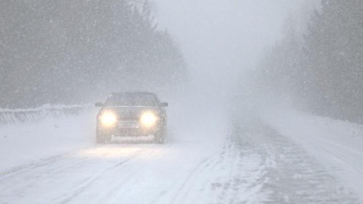 Экстренное предупреждение: ночью в Красноярске и крае ожидаются морозы до –35 градусов