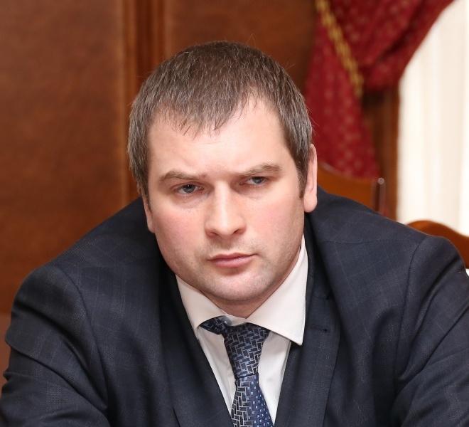 Сергей Конько получил мандат в сентябре прошлого года