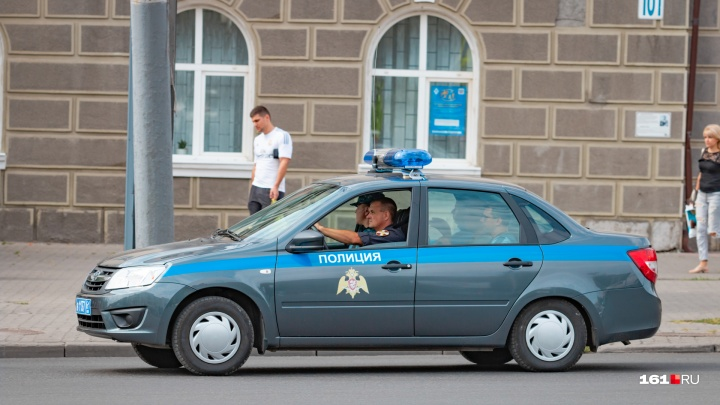 Ростовчанин угнал машину друга и разбил её