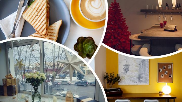 Мекка для модных и стильных: пробуем завтраки в тюменских кофейнях с инстаграмными интерьерами