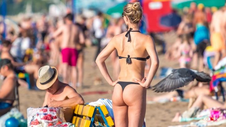 Роспотребнадзор не советует купаться на пяти самарских пляжах