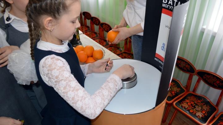 В Перми пункт по приему использованных батареек впервые открылся в школе