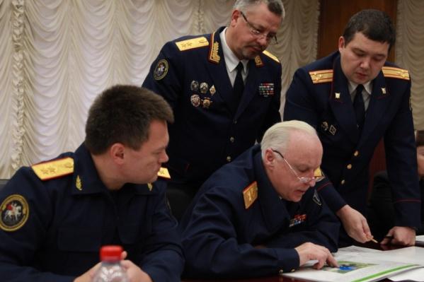 Александр Бастрыкин провел личный прием граждан