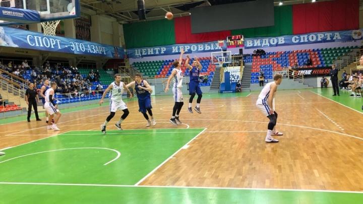 Показали как надо: «Новосибирск» обыграл «ЦСКА-2»в матче Суперлиги