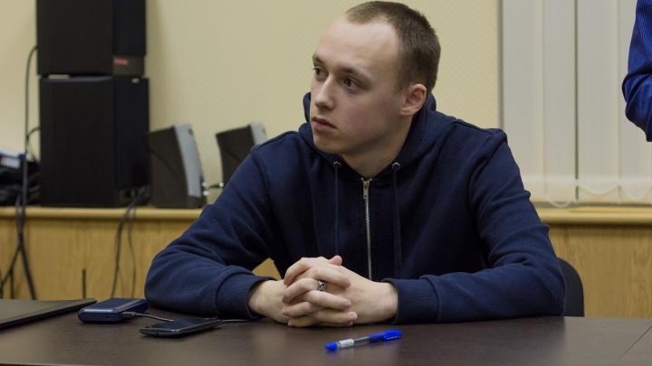 Архангельского активиста во второй раз оштрафовали на 200 тысяч за акцию против пенсионной реформы