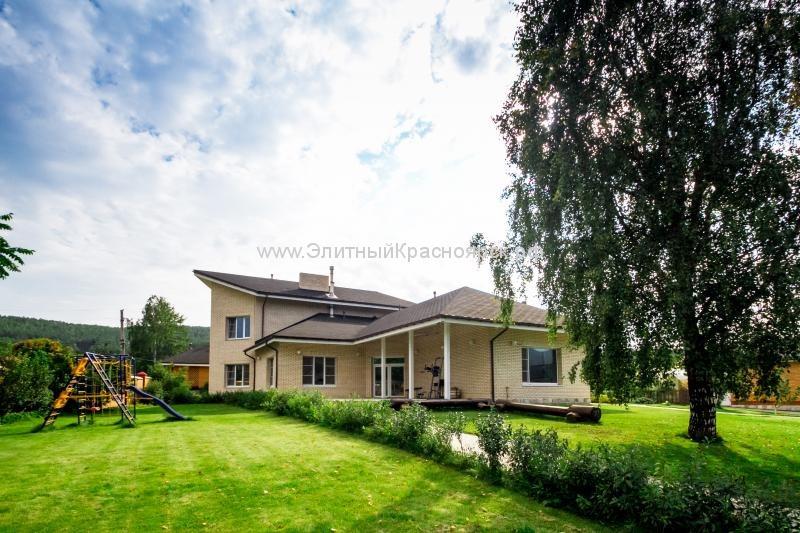 ВПерми самый дорогой особняк сбассейном продаётся за65 млн руб.