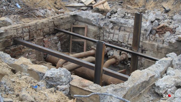 Соломбала — без горячей воды, Варавино — без света: кого в Архангельске сегодня ждут отключения