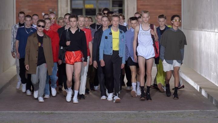 """Отжигаем на """"Старом Новом роке"""", разглядываем странную одежду для элиты и ещё 12 идей для выходных"""
