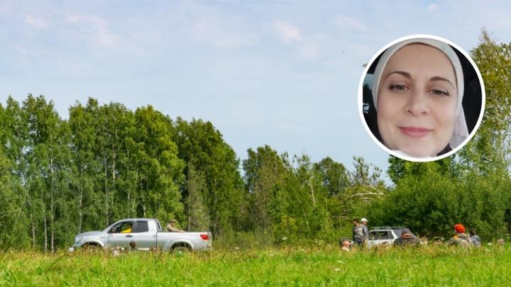 В лесах Тарского района потерялась 41-летняяженщина