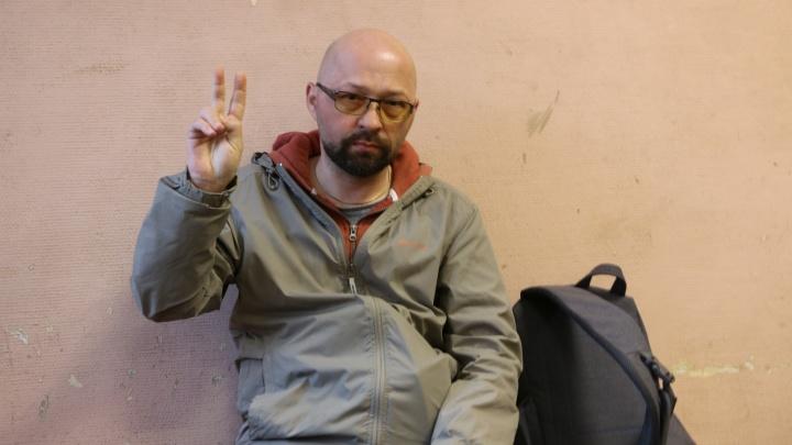 Задержания и «бессрочка»: следим онлайн за тем, что происходит в Архангельске после митинга