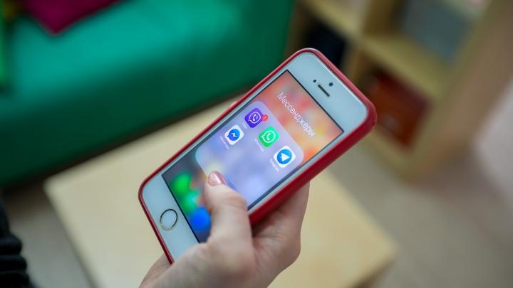 Названо приложение, в котором чаще всего переписываются красноярцы