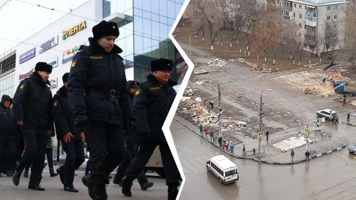 «Это было незаконно!»: в Самаре суд приступил к рассмотрению дела о сносе рынка на Авроры