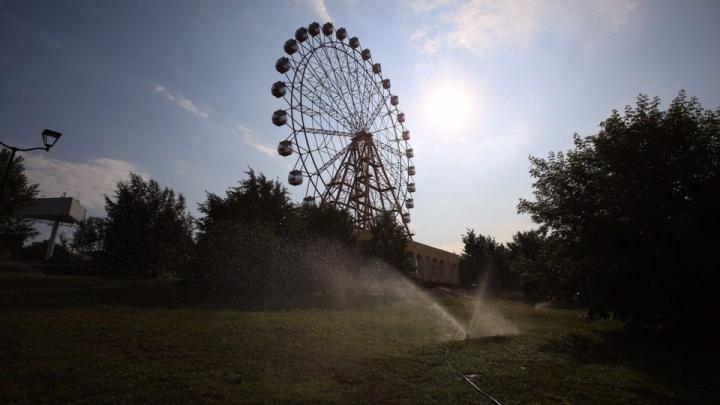 Билет за 300: в Новосибирске открылось новое колесо обозрения