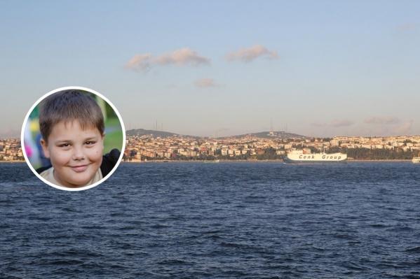 Пятиклассник Матвей спас тонущего ребенка в Турции