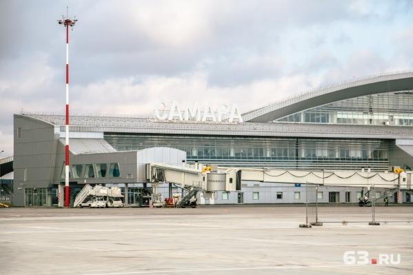 Причиной задержки рейсов сталопозднее прибытие самолетов