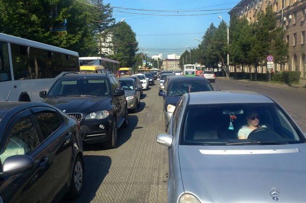 Самыми проблемными оказались улицы Тотмина, Перенсона, Шахтеров, Краснодарская, Глинки