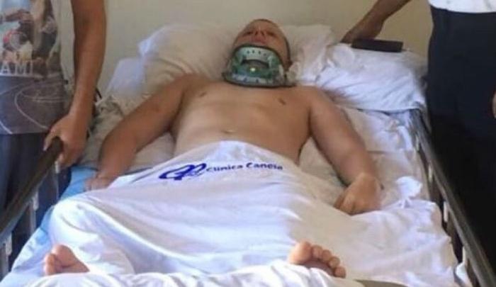 Почти полностью парализован: уфимец на отдыхе в Доминикане сломал позвоночник