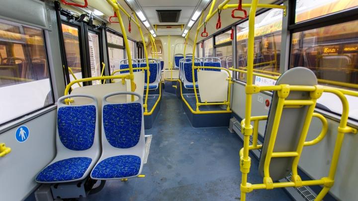 «Не помню, был сильно пьян»: голый волгоградец устроил дебош в автобусе