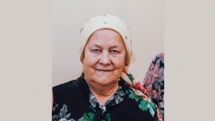 «Вышла от врача»: в Волгограде третьи сутки разыскивают пропавшую старушку