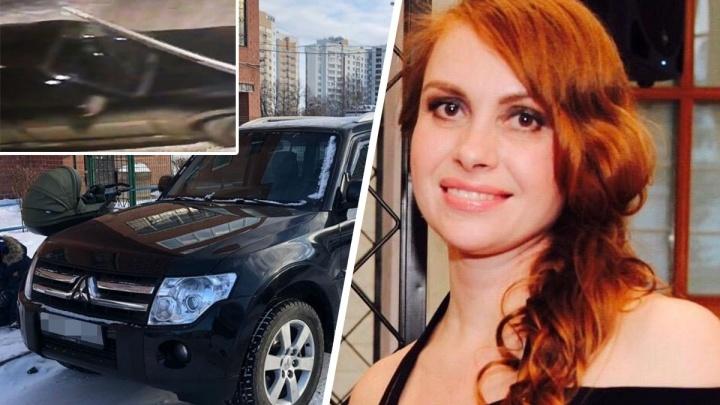 Организатору «Недели моды» в Екатеринбурге вернули дерзко похищенную машину: публикуем видео угона