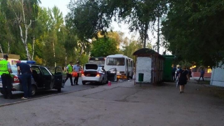 В Самаре отстранили от работы водителя автобуса, под колесами которого погибла женщина