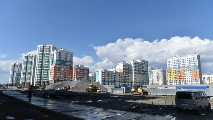 Главный проспект Академического продлят на полкилометра за полмиллиарда